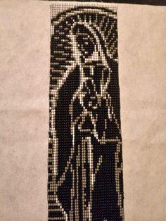 Mio Peyote Beading Patterns, Bead Loom Patterns, Beaded Jewelry Patterns, Loom Beading, Cross Stitch Patterns, Bead Loom Designs, Bead Loom Bracelets, Seed Bead Earrings, Friendship Bracelet Patterns