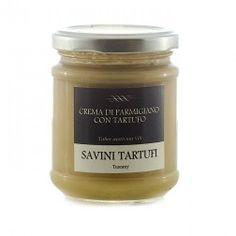 Parmisan Cream with Truffles Savini