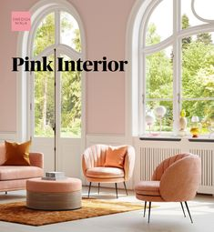 Working with Sofa Company Denmark this beautiful pink interior space came together. Our Little Darling Table Lamp sitting at the window is the icing on the cake. Sofa Company, Milan Furniture, Dimmable Led Lights, Red Design, Clever Design, Bubblegum Pink, Lamp Bases, Little Darlings, Denmark