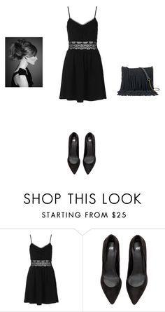 """Untitled #13"" by amina-33 ❤ liked on Polyvore featuring Topshop and SONOMA Goods for Life"