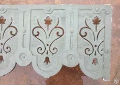 Lambrequin décoratif en fonte Décoration Rhône - leboncoin.fr