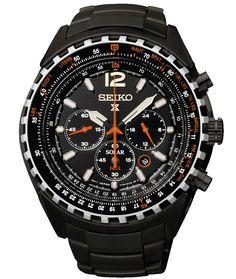 Montre Seiko SRP605K2 5 Automatique Divers 24 Rubis Hombre