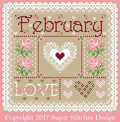Cross Stitch Heart, Cross Stitch Borders, Cross Stitch Designs, Cross Stitch Patterns, Cross Stitches, Cross Stitch Embroidery, Embroidery Patterns, Crochet Patterns, Embroidery Techniques