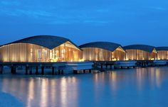 Completed in 2015 in MaldivesMALE' ATOLL (Kaafu Atoll), The Maldives—The Maldives' first entirely solar powered five-star resort is now open to guests. The Maldives has the...