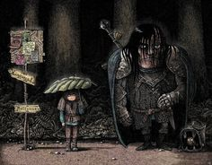 totoro 'the hound' /GOT