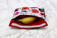DIY Fold Flat Lunch Bag - Sewing 4 Free