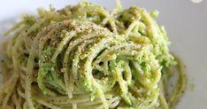 Comment faire manger avec plaisir des brocolis aux enfants? Découvrez la recette du pesto de brocoli, un régal! Recette végétalienne, sans gluten ni soja