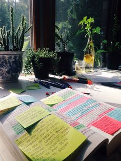 studious-li: hardcore annotating east of eden and forever thankful for sharpie highlighters and post its