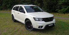 2015 Dodge Journey R/T Blacktop Review http://behindthewheel.com.au/2015-dodge-journey-rt-blacktop-review/