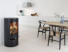 Miljøvenlige brænbeovne