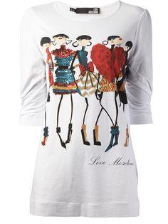 LOVE MOSCHINO Camiseta