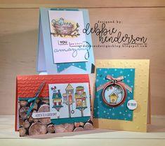 Debbie's Designs: Alaska Achievers January Blog Hop!
