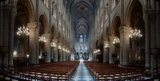 Notre Dame Cathedral Just Got an LED Makeover - John Metcalfe - The Atlantic Cities