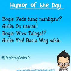 Funny joke in Tagalog   Philippines   Pinterest   Jokes ...