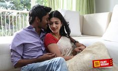 An emotionally moving film which has its own unique sentiments. A Dhanush-starrer, this romantic thriller has stamped a mark somewhere in the heart and charged a few tears as the price of the hardwork put in. Romantic Movie Scenes, Best Romantic Movies, Love Wallpapers Romantic, Romantic Images, Movie Pic, Movie Photo, Actor Picture, Actor Photo, Couples In Love