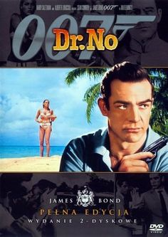 James Bond -Sean Connery in Dr. No the first ever film in the series.