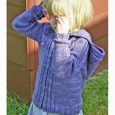Check out Gardiner Yarn Works Little Cable Hoodie PDF at WEBS   Yarn.com.