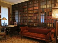 Oh those bookcases!!!  A Solomonic Compromise