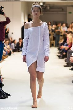 design by Dominika Palczewska Fashion Design Dept at School of Form #schoolofform fot. Marcin Kilarski