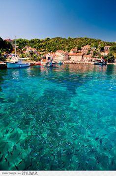 Elafits Islands, Croatia (by Jonathan Reid) na Stylowi.pl