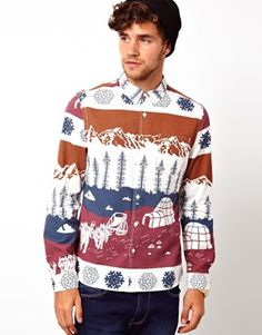 I'm classifying this as a Christmas Jumper-ish sort of thing.