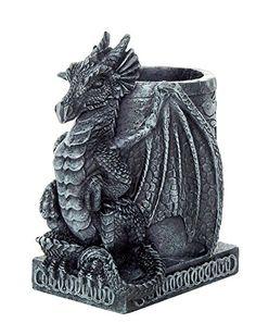 4.5 Inch Medieval Dragon Statue Figurine Desk Top Utility... https://www.amazon.com/dp/B0099V6EKQ/ref=cm_sw_r_pi_dp_x_uJZ0ybAQPMH61