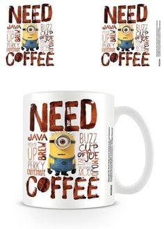 Despicable Me - Minions (Need Coffee)