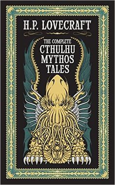 The Complete Cthulhu Mythos Tales (Barnes & Noble Leatherbound Classic Collection): H. P. Lovecraft: 9781435162556: AmazonSmile: Books
