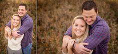 Fall engagment photography - Emily Davidson Photography