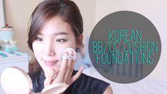 Cushion Foundation: Cosmetics trend in Korea (Hera, IOPE, Laneige, Verite, Amorepacific)