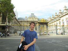 La Cité, París. Edificio donde funcionan el Tribunal de Primera Instancia, la Corte de Apelaciones y la Cámara de Casación de París.