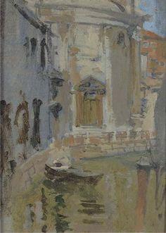 Уолтер Ричард Сикерт ( 1860 -1942), - английский художник переходного периода между импрессионизмом и модернизмом.
