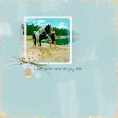 live+love+and+joy+life - Scrapbook.com