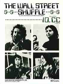 Pin By Pretz On Tribute To 10cc Online Store Tribute Sheet Music Wall S