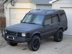 2001 Land Rover Discovery Lifted Fs: 2000 land rover discovery *lifted* - land rover forums