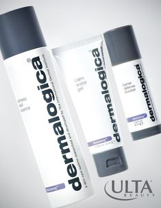Sensitive or dry skin types will love these. Dermalogica Redness Relief Essence, Calm Water Gel and Barrier Defense Booster. Beauty Hacks, Beauty Tips, Beauty Photos, Beauty Makeover, Sensitive Skin Care, Skin Makeup, Beauty Makeup, Dermalogica, Beauty