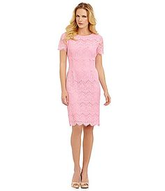 5b3826d6b57 Alex Evenings Lace Jacket Dress  Dillards my favorite so far - wish ...