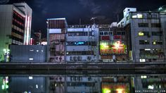 streets of #yokohama 横浜の街 [] 川通り in HDR [] by Guillaume Marcotte [] www.tokyoluv.com