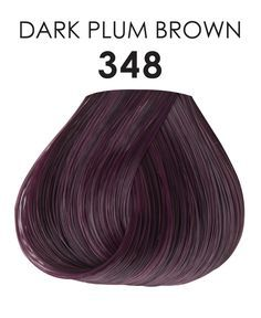 dark plum brown hair - Google Search