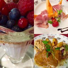 O que aconteceu no meu Instagram no mês de Março Fresh Rolls, Ethnic Recipes, Instagram, Food, March Month, Ethnic Food, Essen, Meals, Yemek