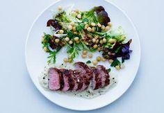 Sund aftensmad på max 30 minutter   Iform.dk Steak, Grains, Protein, Food And Drink, Beef, Meat, Ox, Seeds, Steaks
