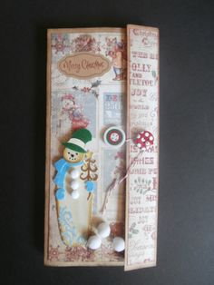 Christmas Pics Photo Album Folder