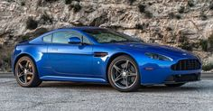 2017 Aston Martin Vantage GTS Is US-Only Model #Aston_Martin #Aston_Martin_Vantage