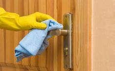 Can I take the dog for a walk? Can I put the kids to bed? What you should and shouldn't do if you're in coronavirus self-isolation Protective Gloves, Best Food Ever, Personal Hygiene, Wooden Doors, Spring Cleaning, Clean Up, Our Life, Clean House, Bathroom Hooks