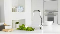 Parma kitchen. Faucet: La Cucina Alessi by Oras   Kitchen Milieus ...