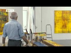 Contemporary German artist Gerhard Richter, by filmmaker Corinna Belz (2011; Deutsche Welle TV; in English).