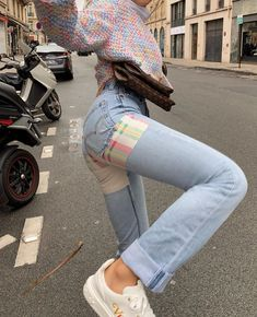 Best Picture For summer vintage outfits For Your Taste You are looking for something, and it is goin 80s Fashion, Fashion Killa, Look Fashion, Fashion Outfits, Girl Fashion, Fashion Pics, Denim Fashion, Fashion Clothes, Winter Fashion