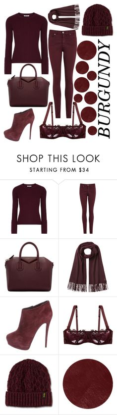 """chromatic #7"" by terminally-pretty-hippy ❤ liked on Polyvore featuring T By Alexander Wang, AG Adriano Goldschmied, Givenchy, Polo Ralph Lauren, Giuseppe Zanotti, Fleur of England, Dr. Martens and Burberry"
