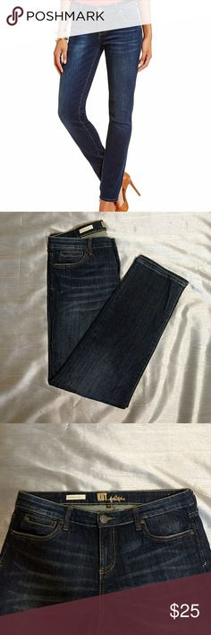 Kut From The Kloth Catherine Boyfriend Jeans Kut From The Kloth Catherine Boyfriend Jeans In A Dark Wash.  99% Cotton 1% Spandex  Size 12 Excellent Pre-Loved Condition ❤️  Style KP494MB3 Cut 89007 Kut from the Kloth Jeans