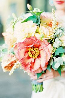 Color mix of bouquet supports ___ color scheme.